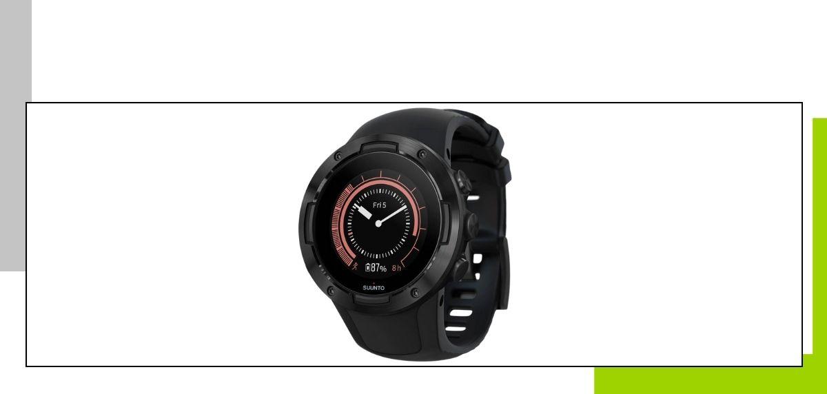 Rebajas relojes para correr en 2021: los mejores smartwatch con GPS y pulsómetros, Suunto 5