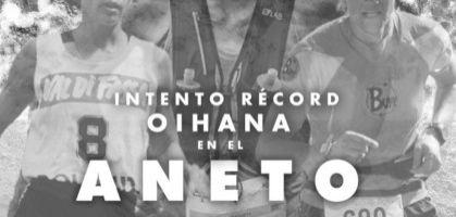 Oihana Kortazar a por el Récord del Aneto: streaming en directo online