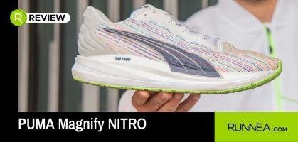 PUMA Magnify Nitro SP, la zapatilla de running para disfrutar corriendo sin mirar el reloj