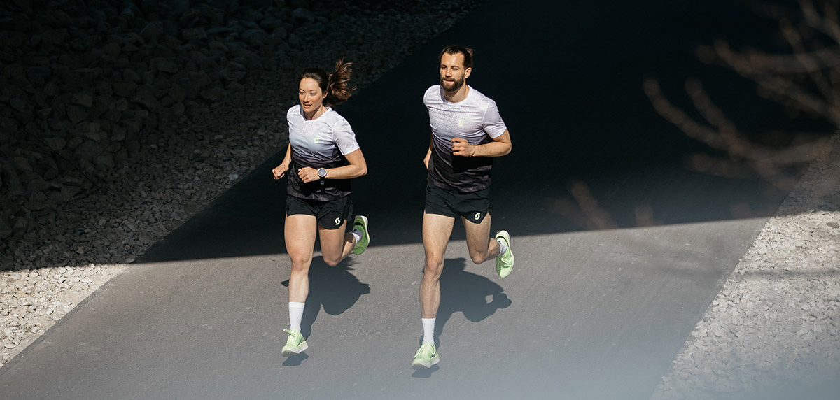 Tipo de runners que pueden correr con las Scott Speed Carbon RC - foto 3