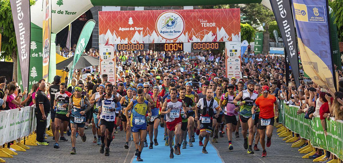 Aguas de Teror Trail - Desafío de los Picos 2021: horarios de recogida de dorsales y salida de cada carrera