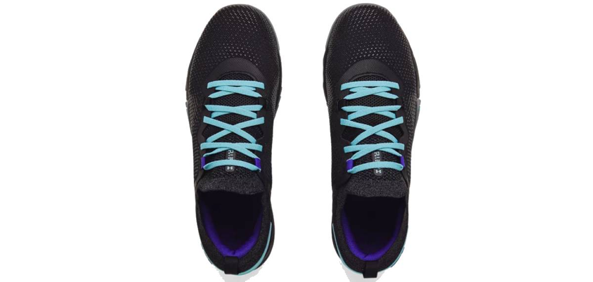 Under Armour TriBase Reign 3, upper