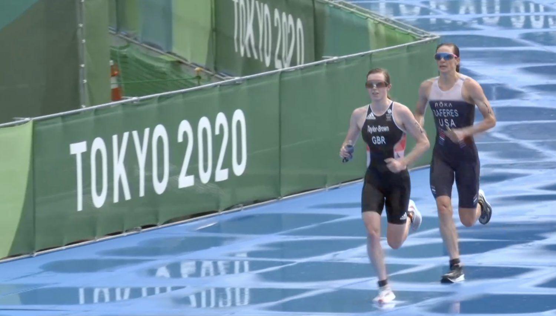 zapatillas triatlon femenino tokio 2020