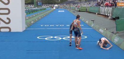 Triatlón Tokio 2020: Estás son las zapatillas de running con las que han corrido los ganadores