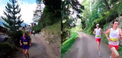 Victoria de Jornet y Mathys con récord en la Sierre-Zinal Trail 2021