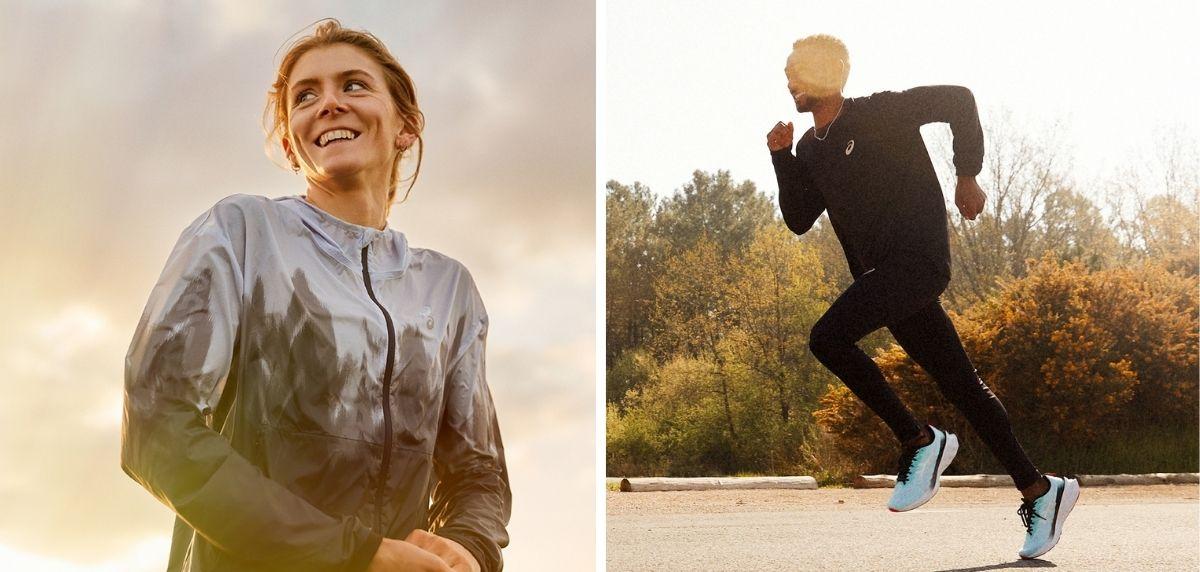 Comment préparez-vous votre corps et votre esprit pour une grande course, ASICS