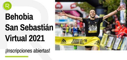 Abiertas las inscripciones para la BSS Virtual 2021: ¡No te pierdas la fiesta del running!