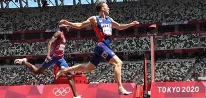 Tokio 2021, en directo: Karsten Warholm pulveriza el récord mundial de 400 metros vallas con 45.94 ¡rompe la barrera de los 46 segundos!