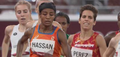 Tokio 2021, en directo: Marta Pérez se cuela en la final de los 1.500 metros femeninos