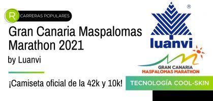 Luanvi, nueva marca técnica oficial del Gran Canaria-Maspalomas Marathon