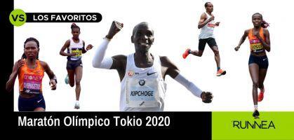 ¿Quiénes son los favoritos para el Maratón Olímpico de Tokio 2020? ¡Todos contra Eliud Kipchoge y Brigid Kosgei!