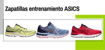 Las 6 imprescindibles de ASICS, si lo tuyo son los entrenamientos diarios