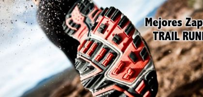 Las 8 mejores zapatillas de Trail running de 2015