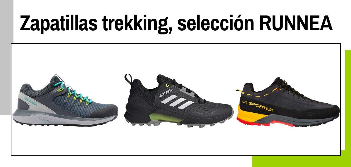 Las 11 mejores zapatillas de trekking en 2021