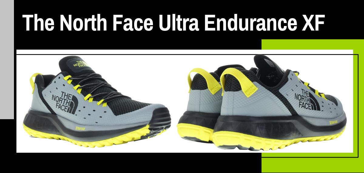 Mejores zapatillas trekking para hacer el Camino de Santiago - The North Face Ultra Endurance XF
