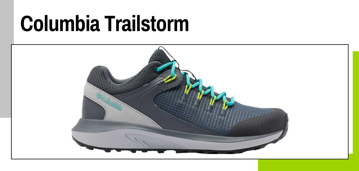 Meilleures chaussures de trekking 2021 - Columbia Trailstorm