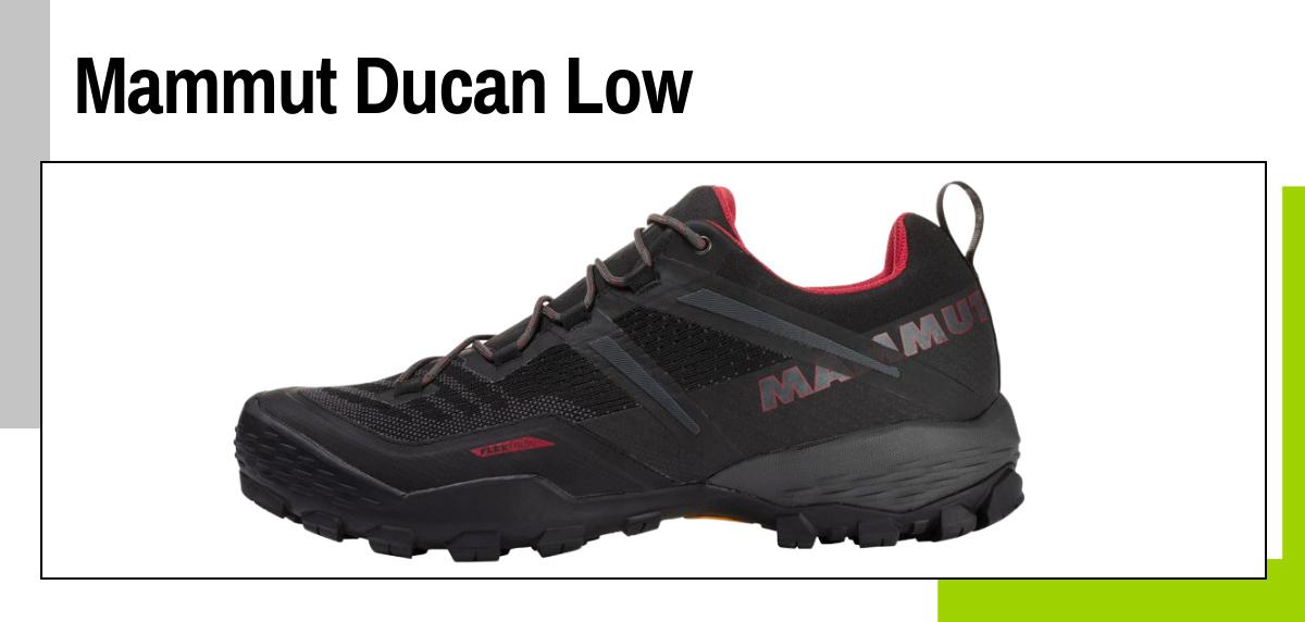 Meilleures chaussures de trekking 2021 - Mammut Ducan Low