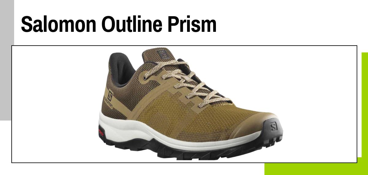 Meilleures chaussures de trekking 2021 - Salomon Outline Prism