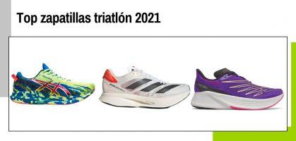 Las mejores zapatillas de triatlón 2021