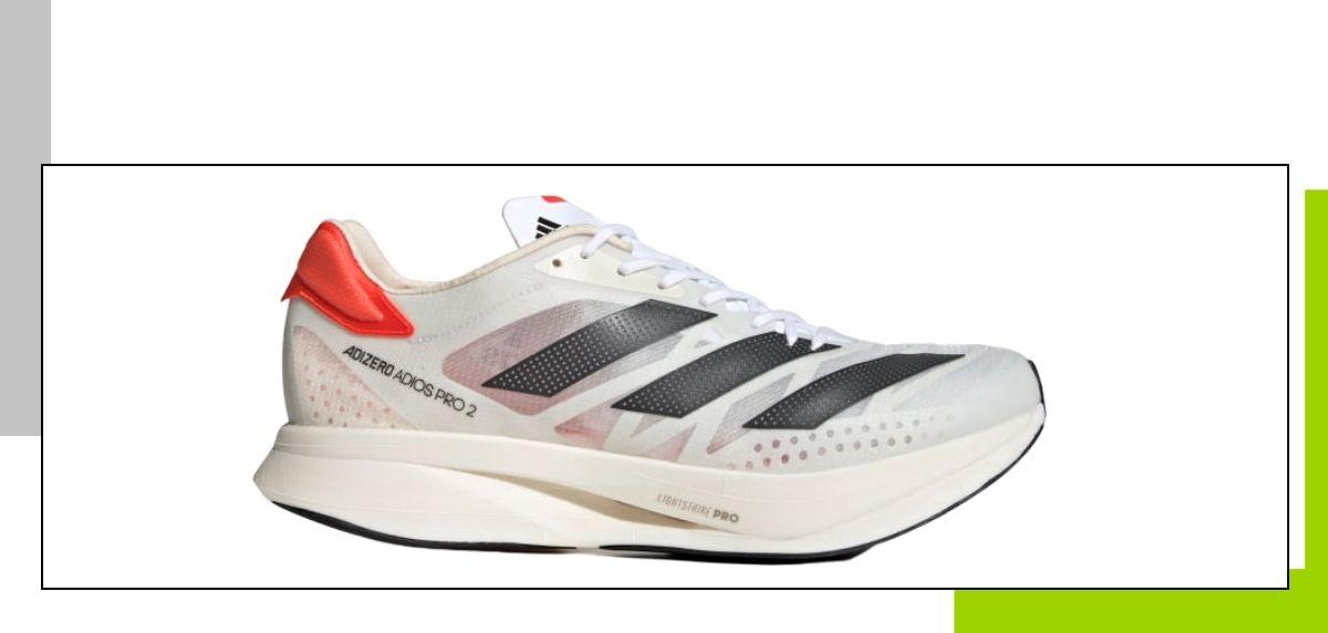 Las mejores zapatillas de triatlón 2021, adidas Adizero Pro 2.0