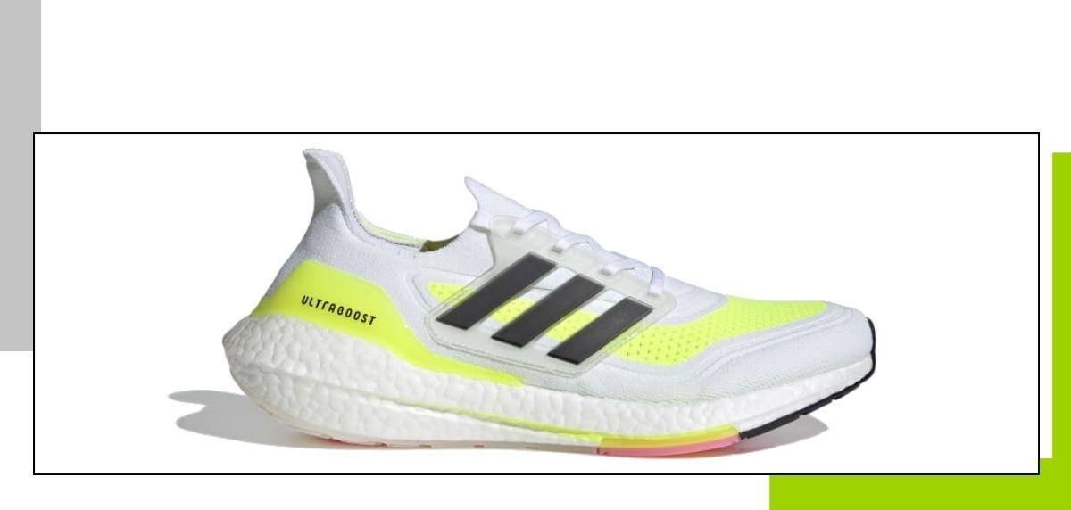 Las mejores zapatillas de triatlón 2021, adidas Ultraboost 21