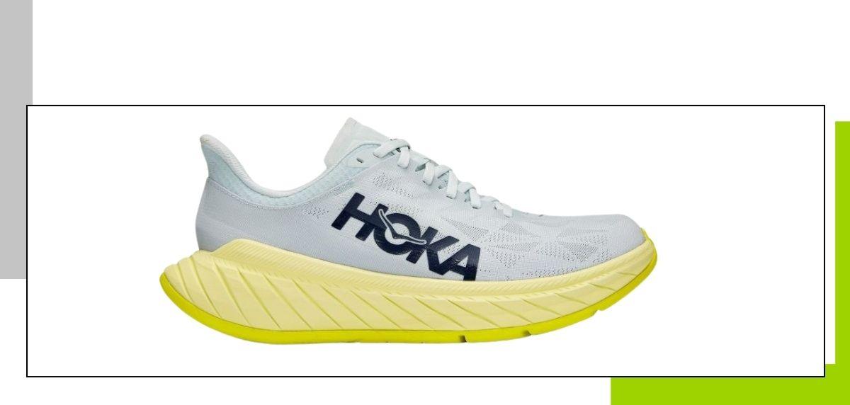 Las mejores zapatillas de triatlón 2021, HOKA ONE ONE X Carbon 2