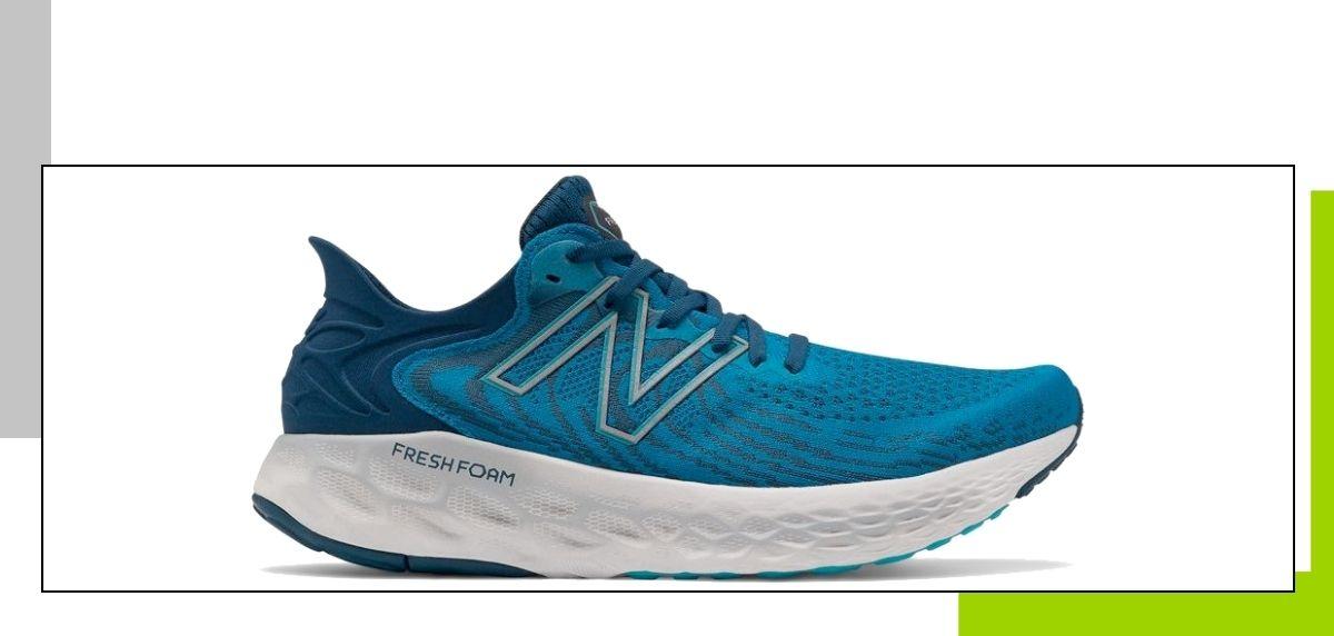 Las mejores zapatillas de triatlón 2021, New Balance Fresh Foam 1080 v11