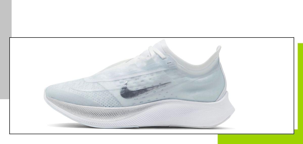 Las mejores zapatillas de triatlón 2021, Nike Zoom Fly 3