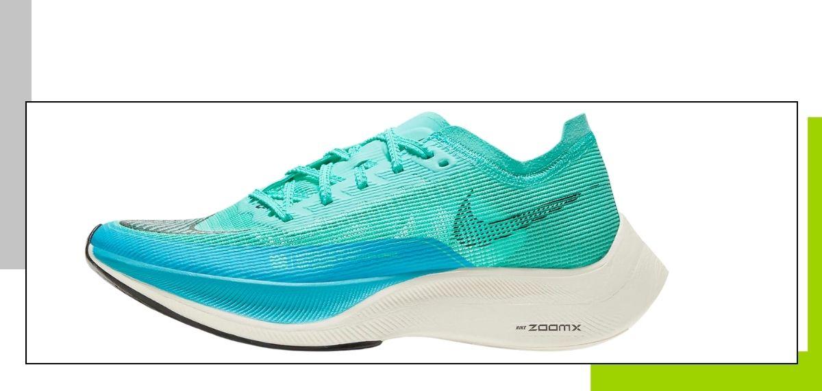 Las mejores zapatillas de triatlón 2021, Nike ZoomX Vaporfly Next% 2