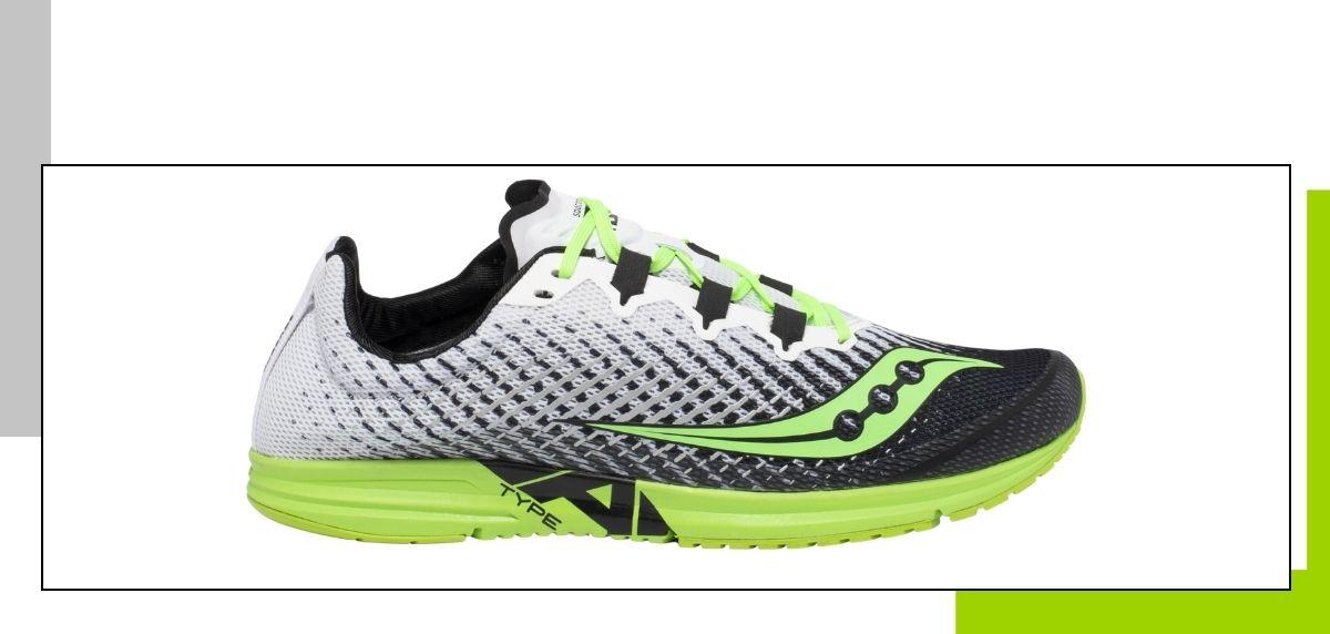 Las mejores zapatillas de triatlón 2021, Saucony Type A9
