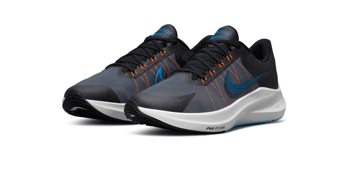 Nike Winflo 8, caractéristiques principales