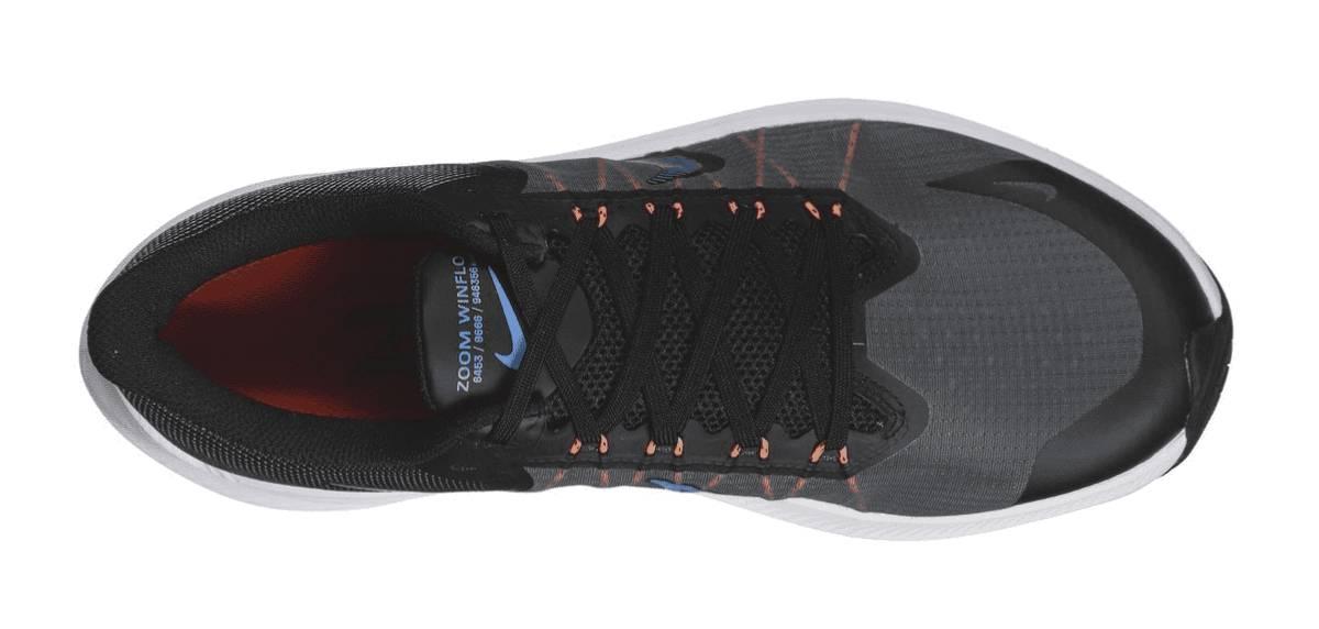 Nike Winflo 8, tige