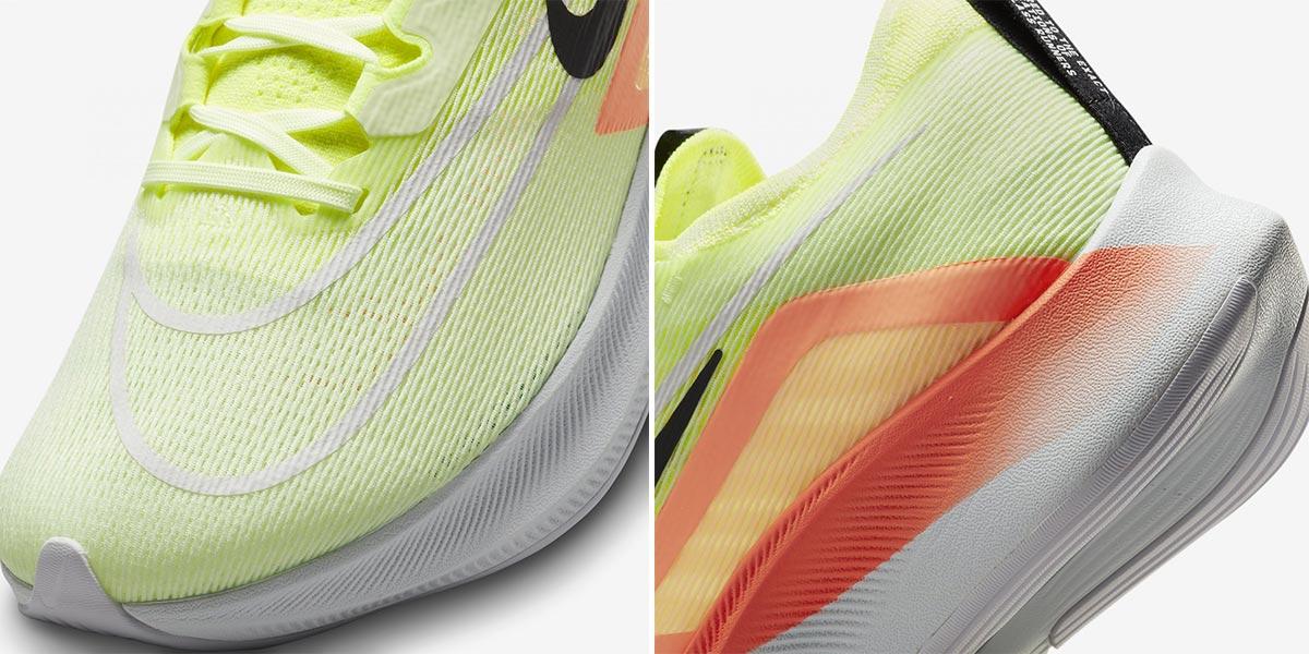 Características principales de las Nike Zoom Fly 4 - foto 2