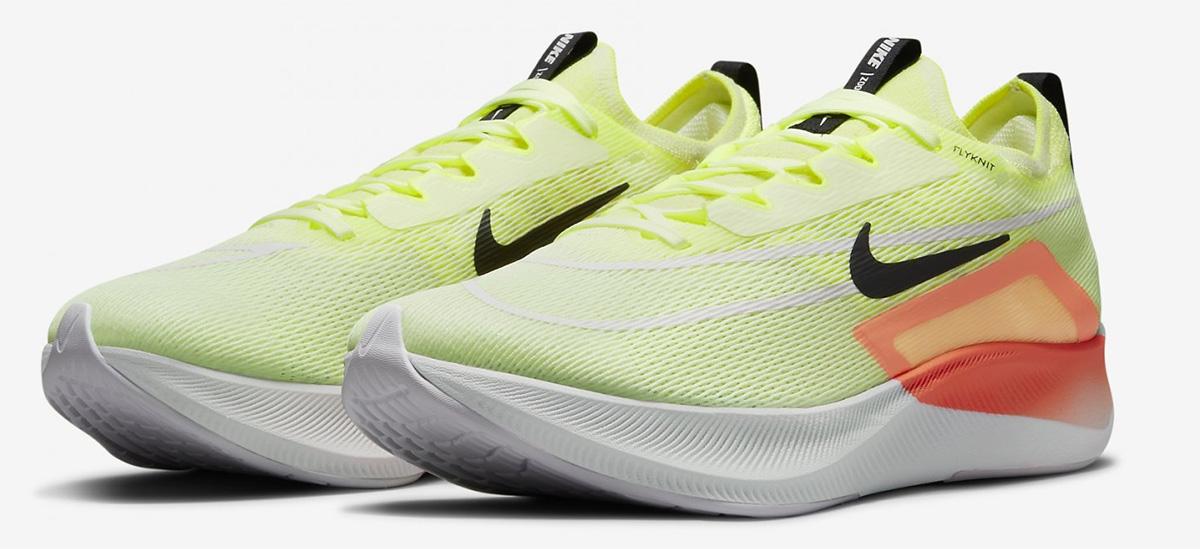 Nike Zoom Fly 4, sus novedades más destacadas - foto 1