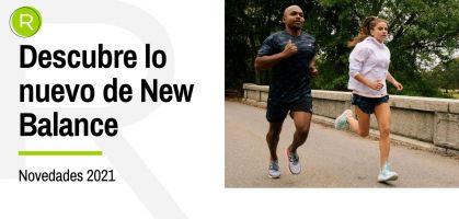 Estas son las novedades running de New Balance para el 2021