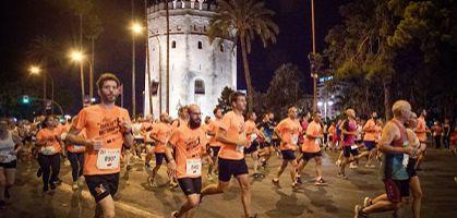 15k Nocturna del Guadalquivir 2021: síguela en directo