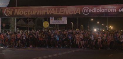 15K Nocturna Valencia 2021 en directo: horario y clasificaciones