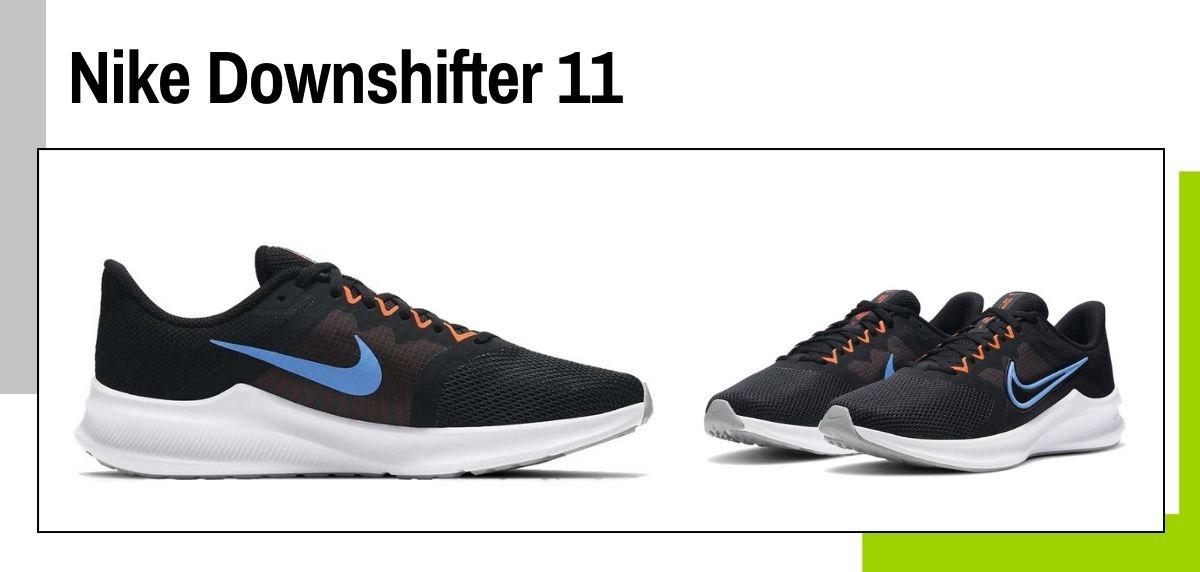 6 tendencias en zapatillas running Nike que puedes comprar por menos de 90€, Nike Downshifter 11