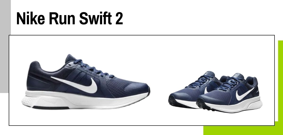 6 tendencias en zapatillas running Nike que puedes comprar por menos de 90€, Nike Run Swift 2