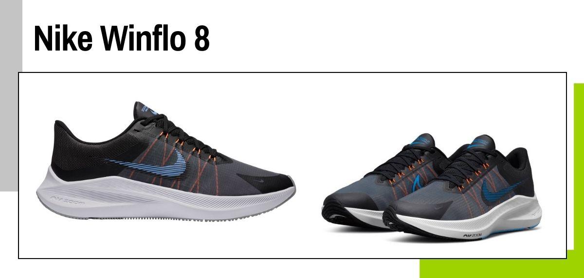 6 tendencias en zapatillas running Nike que puedes comprar por menos de 90€, Nike Winflo 8