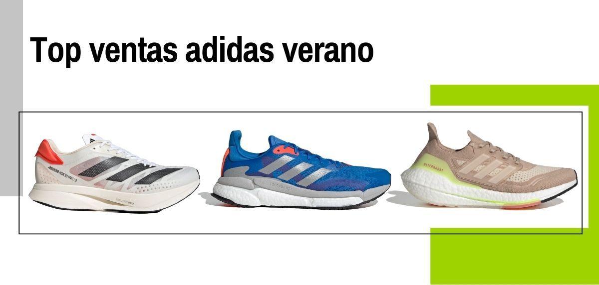 ¡Las 7 zapatillas de adidas más vendidas del verano en RUNNEA! ¿Con cuál de ellas te quedas?
