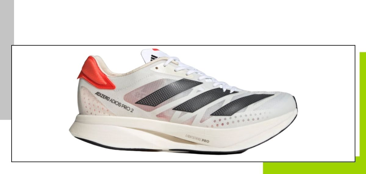 7 zapatillas de adidas más vendidas del verano en RUNNEA, adidas Adizero Adios Pro 2.0