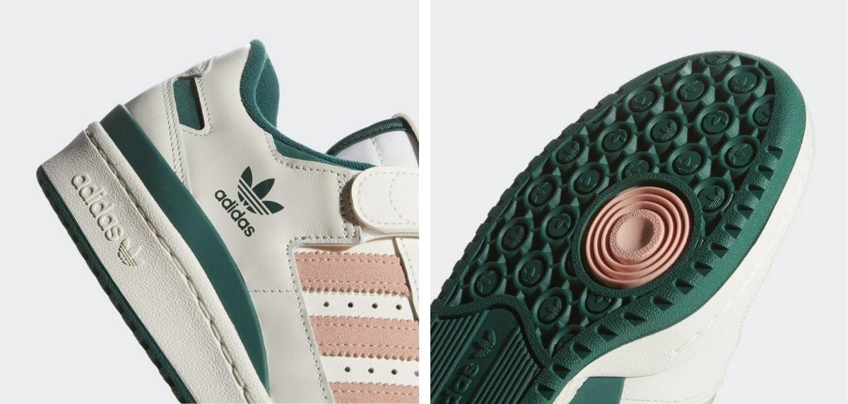 adidas Forum 84 Low, detalles