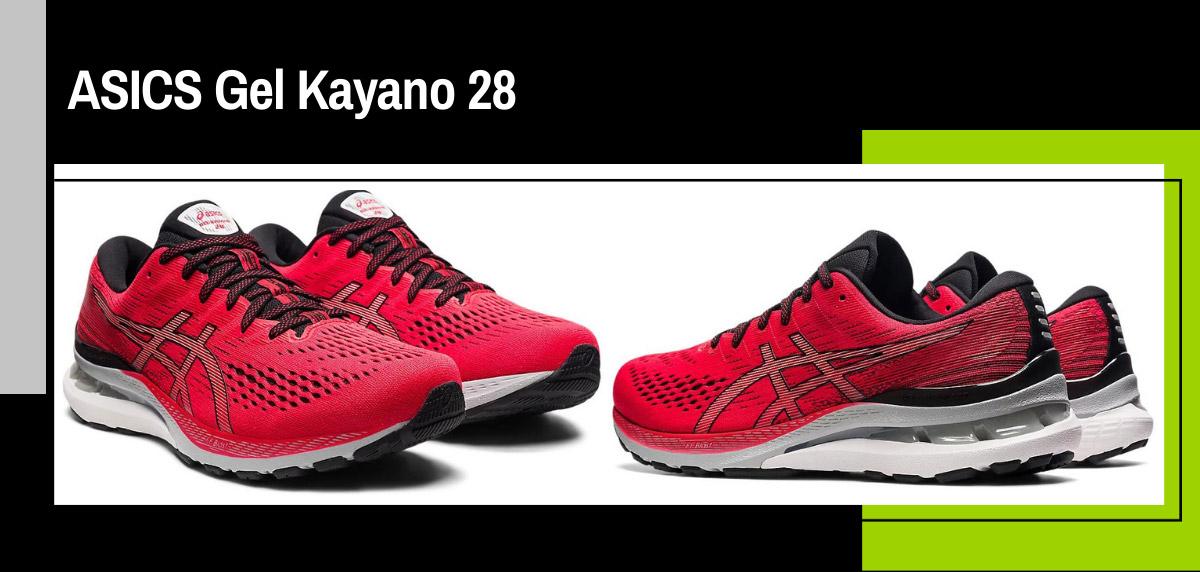 Zapatillas running de ASICS más buscadas en RUNNEA - ASICS Gel Kayano 28