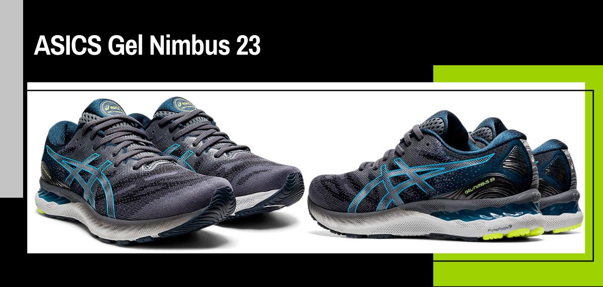 Zapatillas running de ASICS más buscadas en RUNNEA - ASICS Gel Nimbus 23
