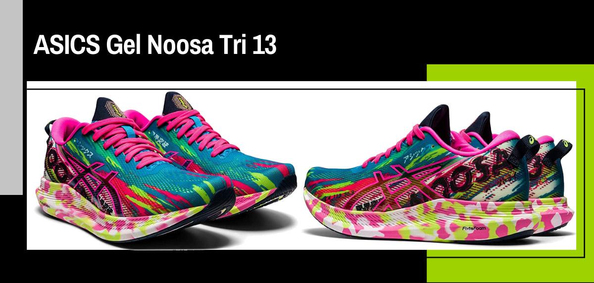 Zapatillas running de ASICS más buscadas en RUNNEA - ASICS Gel Noosa Tri 13