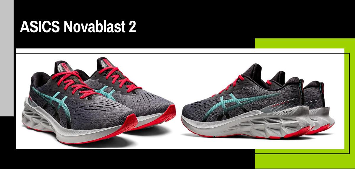 Zapatillas running de ASICS más buscadas en RUNNEA - ASICS Novablast 2