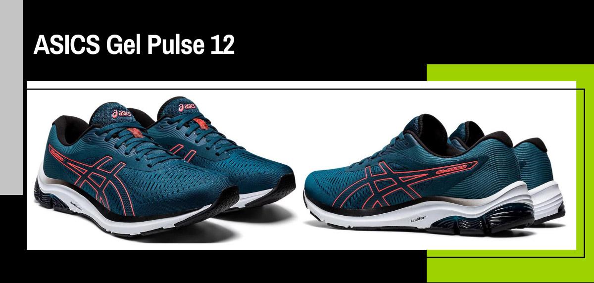 Zapatillas running de ASICS más buscadas en RUNNEA - ASICS Gel Pulse 12