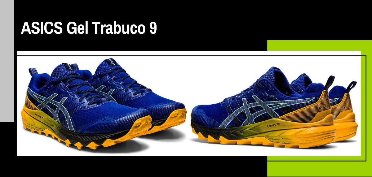 Zapatillas trail running de ASICS con más tirón en RUNNEA - ASICS Gel Trabuco 9