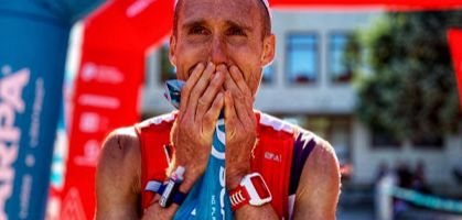 Beñat Marmissolle y Marta Vidal ganadores del Canfranc-Canfranc Trail 2021
